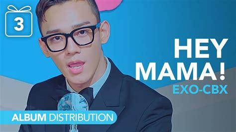 exo cbx hey mama album distribution exo cbx hey mama youtube
