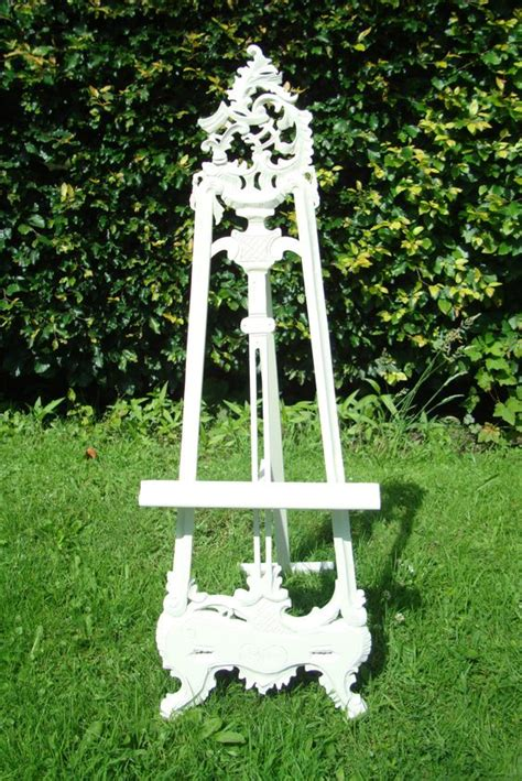 stand seating plan wedding seating plan easel picture stand painted farrow