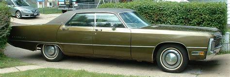 1971 Chrysler Imperial by Mazzitello S 1971 Chrysler Imperial Lebaron For Sale