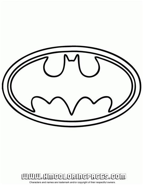 batman logo symbol coloring page h m coloring pages
