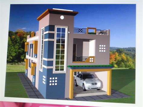 free online home elevation design 3d elevation houses plans designs