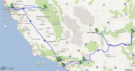california map road trip road trip california dreaming