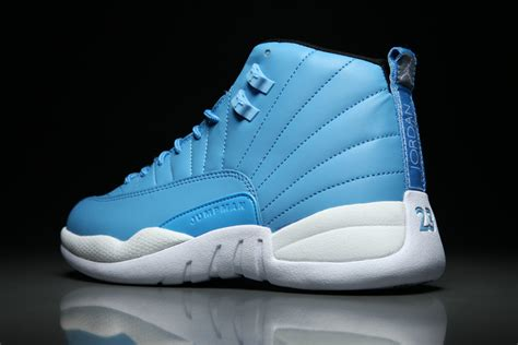 light blue air jordans air 12 light blue