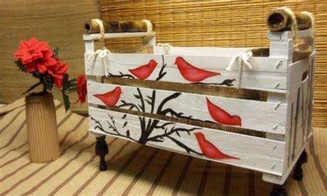 reciclar cajones de madera ideas para reciclar cajones de frutas vix
