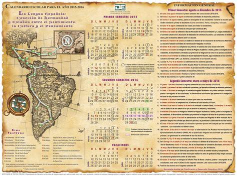 Calendario R Calendario Escolar P R 2015 2016 Search Results