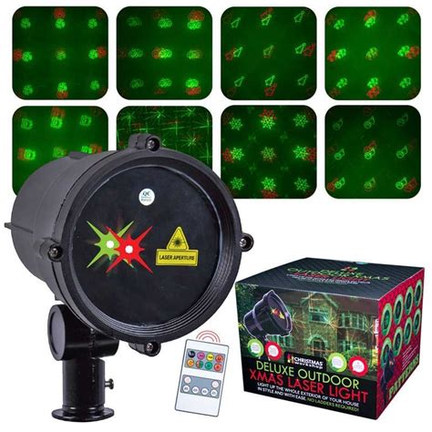 Outdoor Moving Lights Moving Outdoor Laser Lights With Timer Buy At Qd Stores