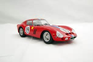 Pics Of Ferraris 250 Gto 24 Hours Of Le Mans 1962 Scale Model Cars