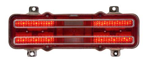 Pontiac Firebird Lights by 1967 68 Firebird