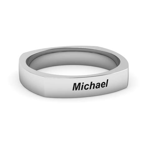 4mm mid weight comfort fit wedding ring in 950 platinum