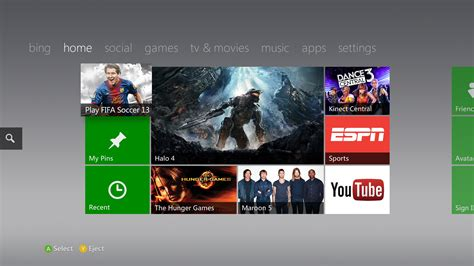 New Xbox 360 Dashboard update rolls out   Geek.com