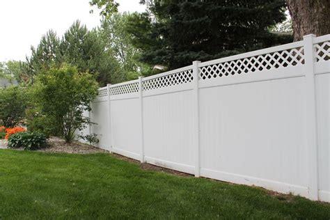 recinzioni da giardino in pvc recinzioni prefabbricate recinzioni vantaggi delle