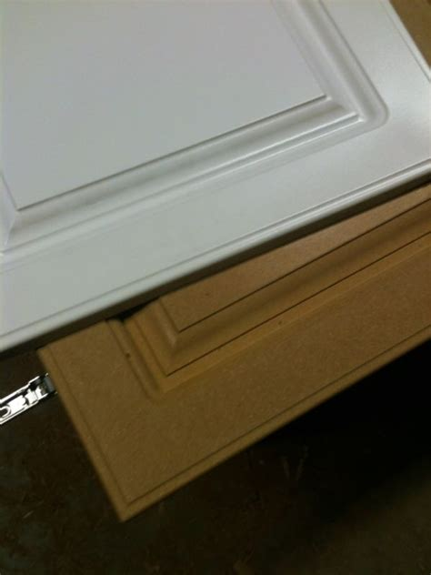 Replacement Cabinet Doors Thermofoil Kitchen Cabinet Door Thermofoil Vs Wood Cabinets