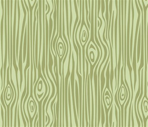 wood pattern vector art mod grain greens thirdhalfstudios spoonflower