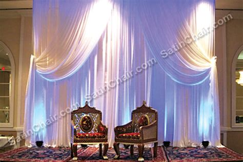 Wedding Backdrop Rentals Chicago by Rent Wedding Ceremony Stage Decor Backdrops Lighting