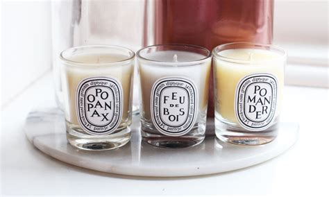 diptyque candele diptyque candles nappy hairz