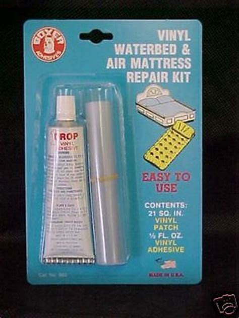 Best Air Mattress Repair Kit by Vinyl Waterbed Air Mattress Repair Pool Patch Kit Ebay
