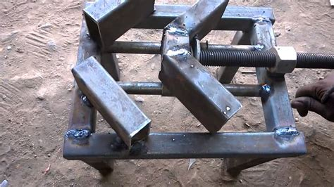 diy mechanical engineering projects jaw vise mechanical engineering mini project topics