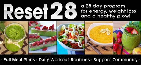pit 28 reset recioes how to get a fast without dieting exercising or going on detox cleanse