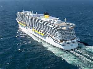 cruise ship costa cruises to build new ships with world s largest