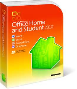 microsoft office home microsoft office 2010 home student box