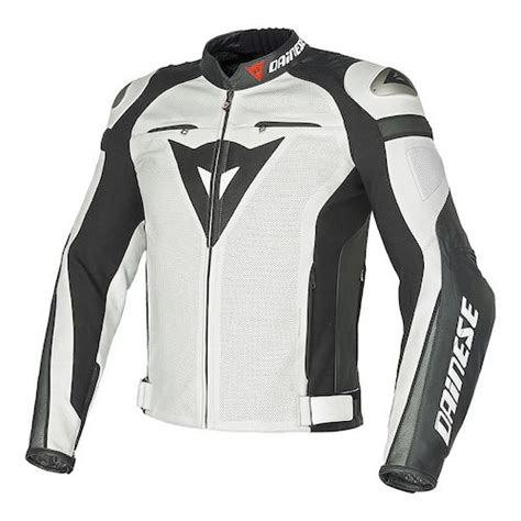 Dainese Fast Perforated Leather dainese speed c2 perforated leather jacket revzilla