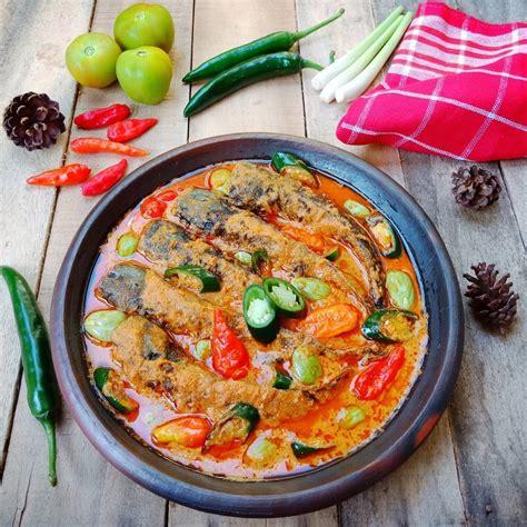 resep mangut lele bumbu pedas masak  hari