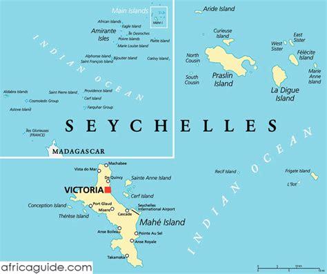 seychelles map seychelles mapa capital
