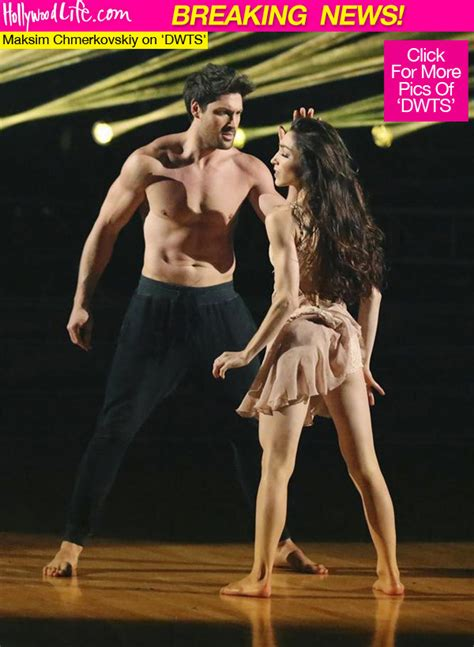 Another One To Leave Dwts maksim chmerkovskiy leaving with the he