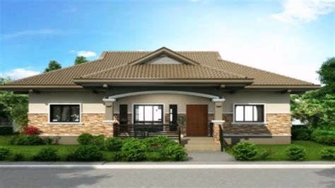 one storey house one storey house design with floor plan philippines