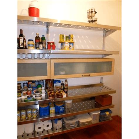 pantry shelving by e z shelving systems inc