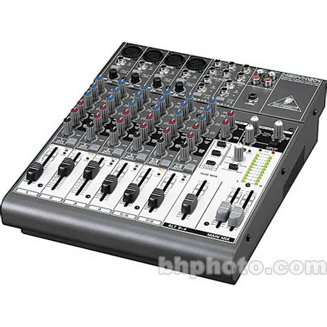 Mixer Behringer Xenyx 1204 Fx behringer xenyx 1204 12 channel audio mixer 1204 b h photo