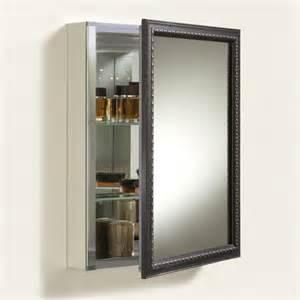 medicine cabinet kohler 2967 br1 aluminum medicine cabinet rubbed