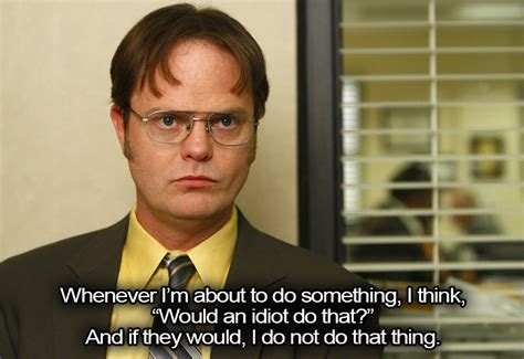 12 dwight quotes from the office we wish we could get