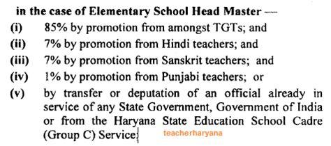 Transfer Letter In Punjabi Elementary School Master Eshm Promotion Ratio Haryana