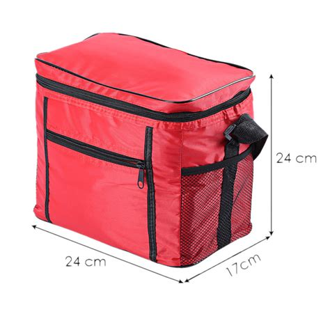Cooler Bag Tots Hounstooth T1310 1 aliexpress buy thermal cooler waterproof insulated
