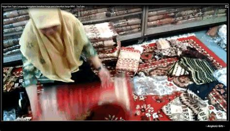 Tapis Bordir galeri tenun sejarah kain tapis lung dan sam bordir