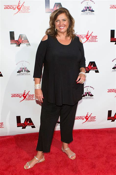 dance moms news 2015 abby lee miller losing weight dance mom star abby lee miller drops a whopping 8 dress
