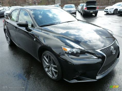 lexus 2014 black obsidian black 2014 lexus is 250 f sport awd exterior