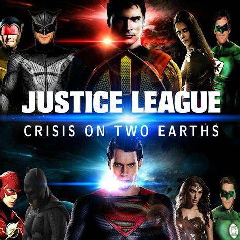 film streaming justice league crisis on two earths vf justice league crisis on two earths by redhood2343 on