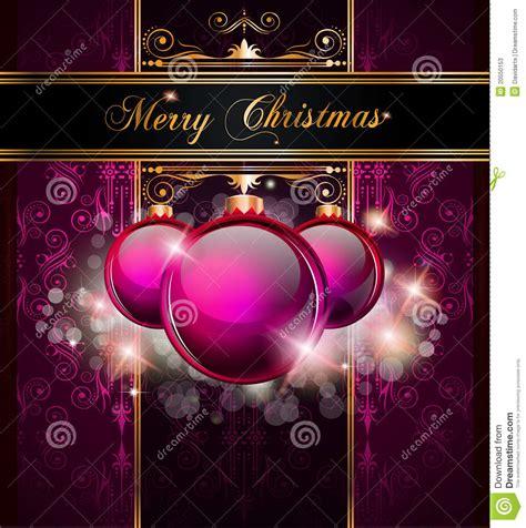 imagenes libres feliz navidad fondo elegante de la feliz navidad ilustraci 243 n del vector