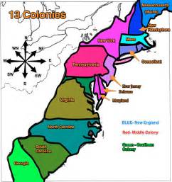 the original 13 colonies of united states map book covers