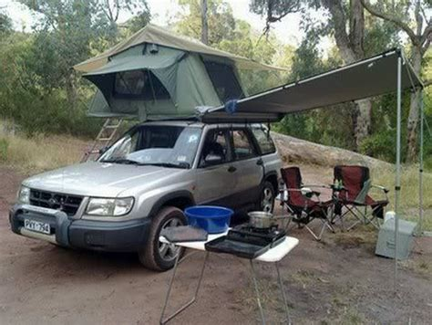 Tenda Forester Subaru Subaru Forester