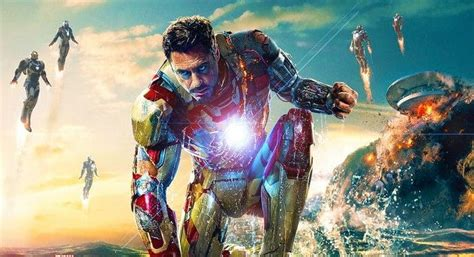 famous iron man character confirmed