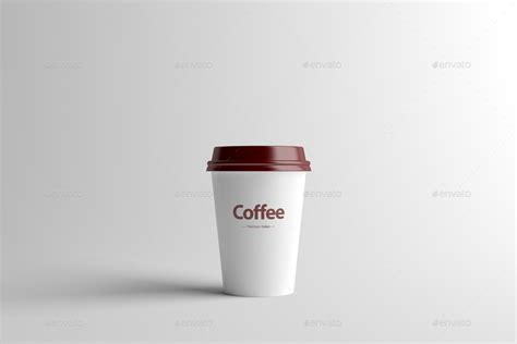Coffee Cups by Paper Coffee Cup Packaging Mock Up Small By Zeisla