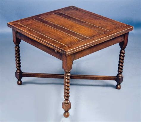 antique draw leaf table antique oak draw leaf pub table for sale