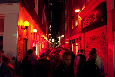 netherlands light district what is window prostitution in light district in