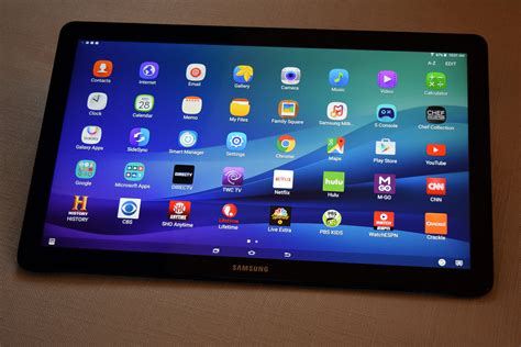 mobile view samsung galaxy view on digital trends