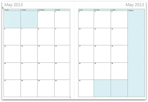 diy planner part printable planner pages
