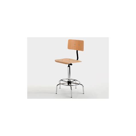 sgabello con schienale sgabello per designers con schienale regolabile