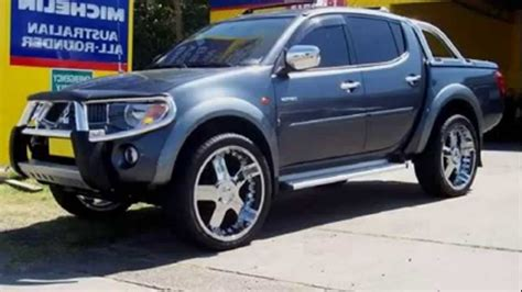 mitsubishi strada modified mitsubishi triton modified 2
